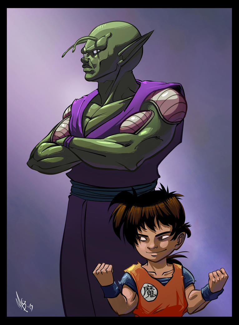 You're like my big green uncle! by 93Hotaru