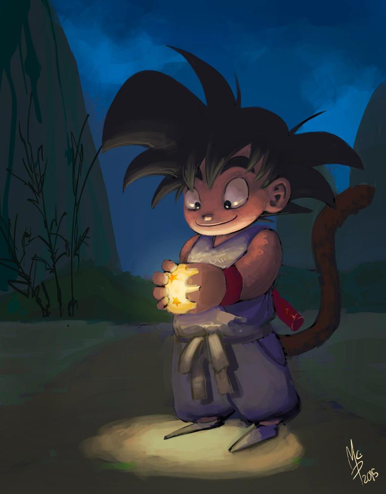 Goku Boy by 93Hotaru