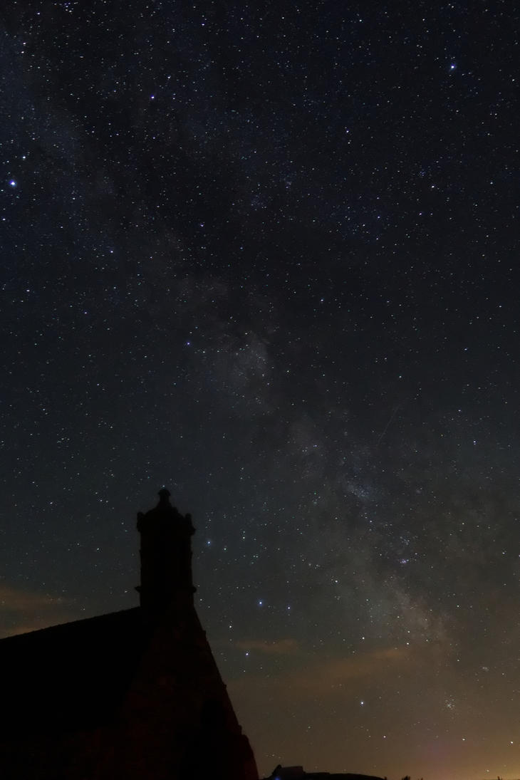 Milky way by LatchDrom