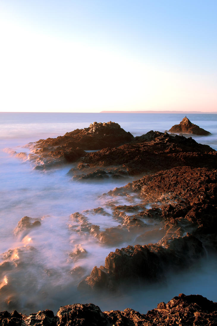 Indian summer on the coast by LatchDrom