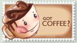 got coffee_stamp by marianajacomesilva