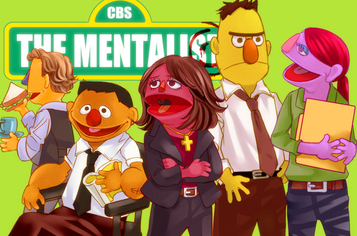 The MUPPETS by Mako-ike
