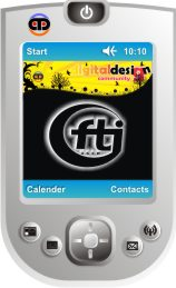 ant Pocket PC Elegan by ddcftiuksw