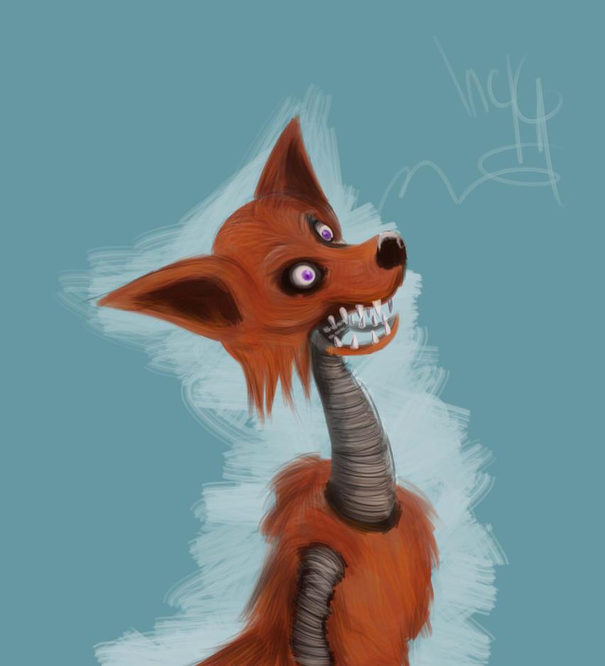 Foxy by Incursu