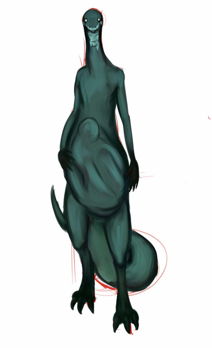 Lizard by Incursu