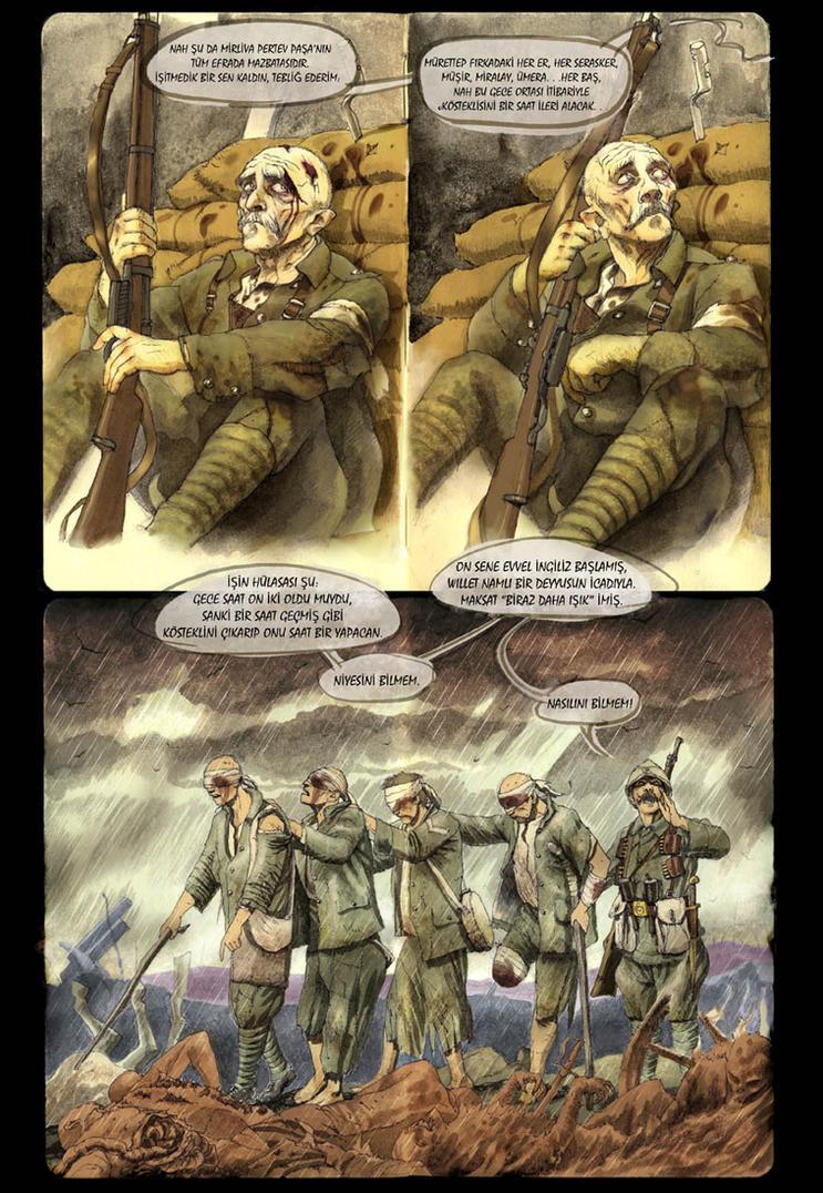 Deli Gucuk Page 2 by draldede