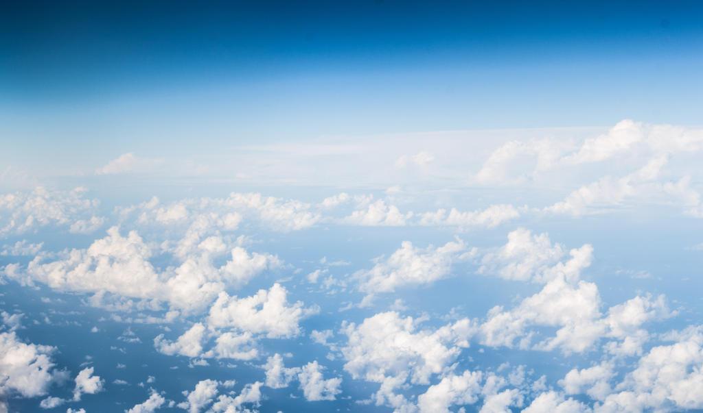 Clouds 1 by Eden-Richardson