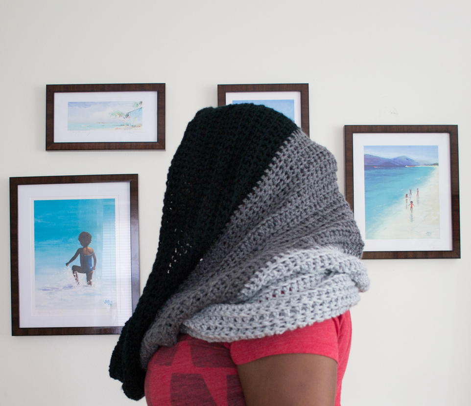 Cowl Scarf by Eden-Richardson