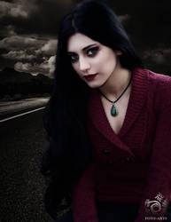 Frozen Stare By Mahafsoun-d4nn2uy-2