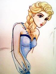Elsa by HalimawNgaEh