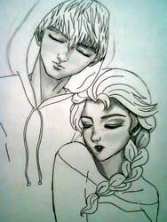 Jelsa Wip2 by HalimawNgaEh