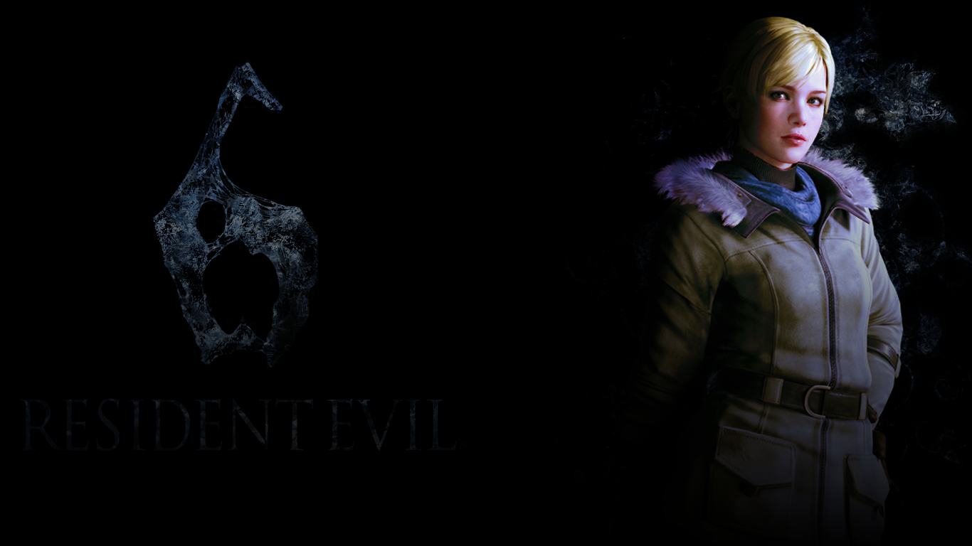Resident Evil 6 Sherry Widescreen Wallpaper By WastingNight