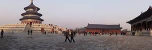 Tian Tan Panorama