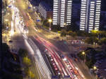 Hai Guang Si Traffic Jam