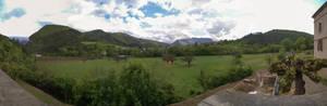 A nice view at Sainte Croix - Part 1