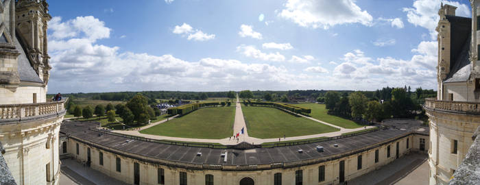 Chambord's View by lex2193