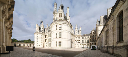 Chambord's Perspective by lex2193