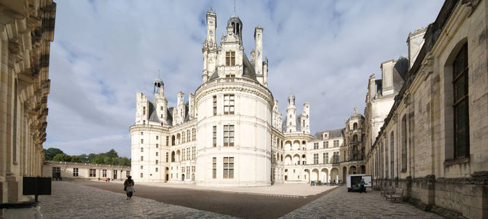 Chambord's Perspective