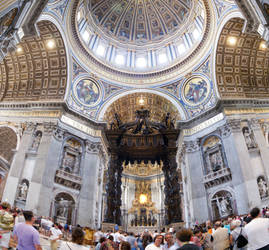 St. Peter's Basilica by lex2193
