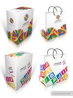 Talents World Packaging by hamoud