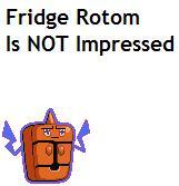 FRIDGE ROTOM IS NOT IMPRESSED by uria96