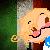 2P Romano Icon by MissClumsyPsycho