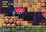 Sonic Mania - Labyrinth Zone