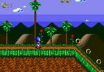 Sonic Blast on the Genesis