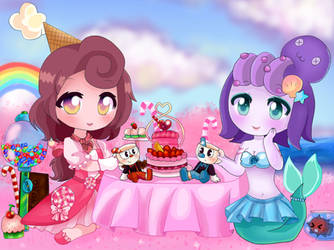 Cuptea Party Time by Gimiko