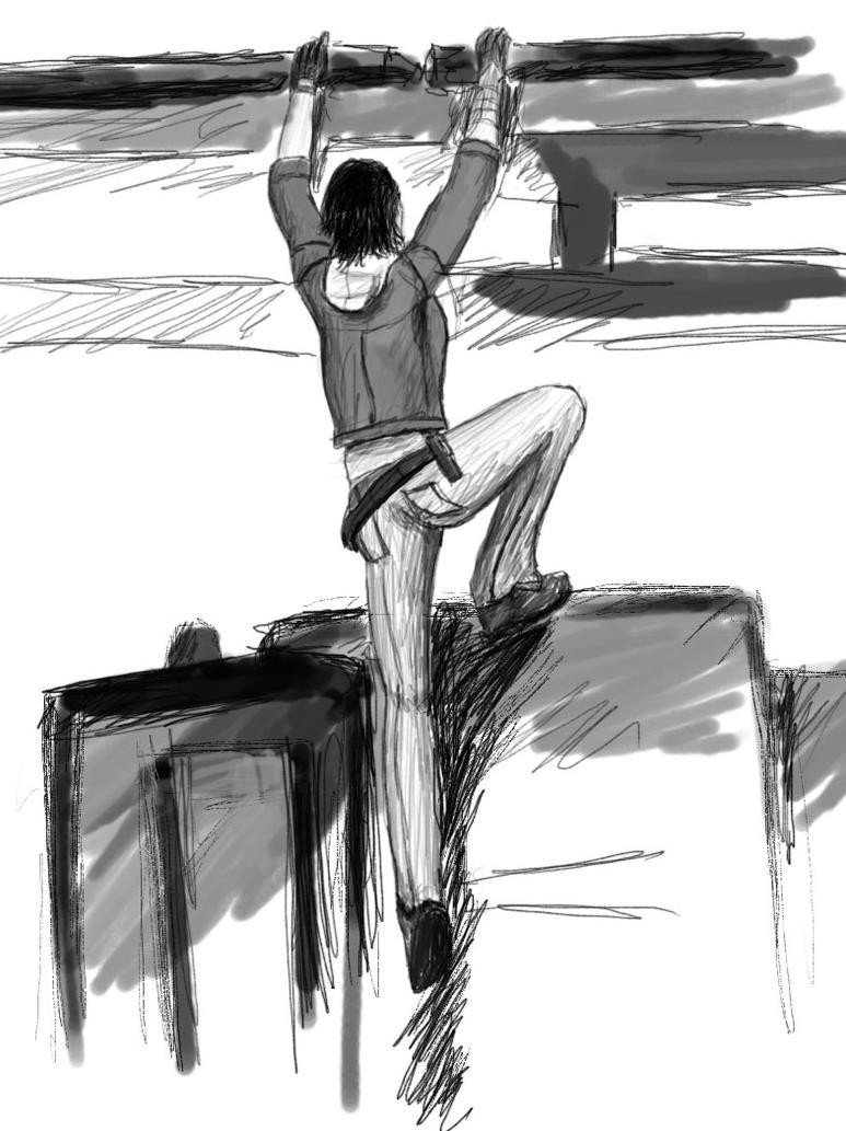 Half-Life 2 Alyx Sketch by Chili-Fan