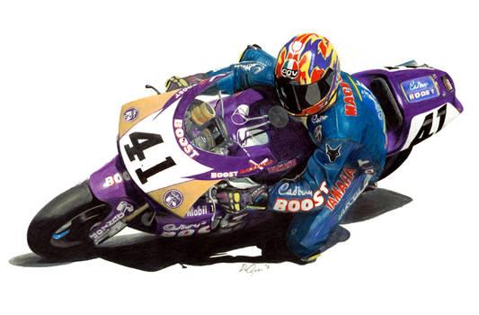 Niall Mackenzie - 1997