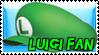 Luigi Stamp by Poke-Artist
