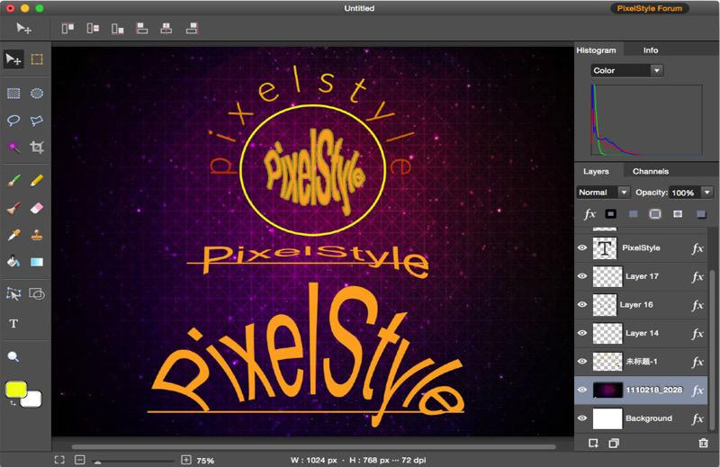 Best Photo Editing Software For Mac Pixelstyle By