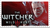 Witcher 3 Stamp by Lets-Get-Saiko