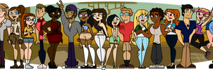 Total Drama Starlight Savanna Cast