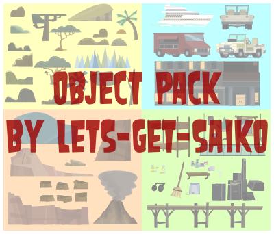 .:. Ultra Mega Sparkle Sunshine Pack .:. by Lets-Get-Saiko