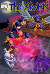 XMen - Original cover redone