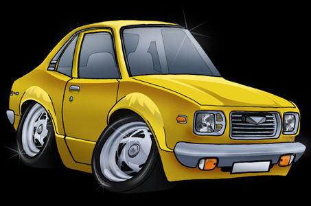 Mazda 808 by Shauno
