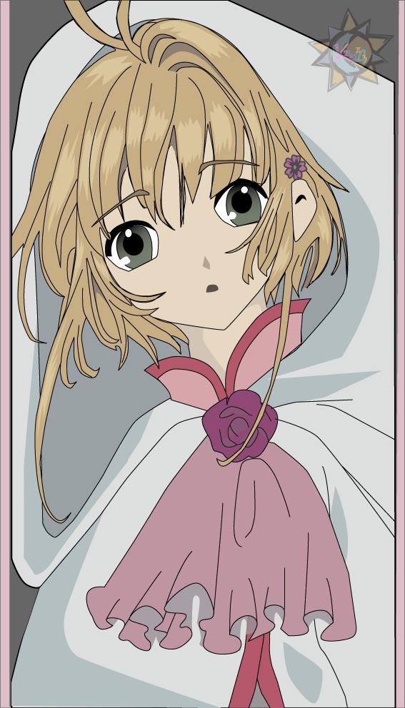Sakura Kinomoto TRC by keyel3