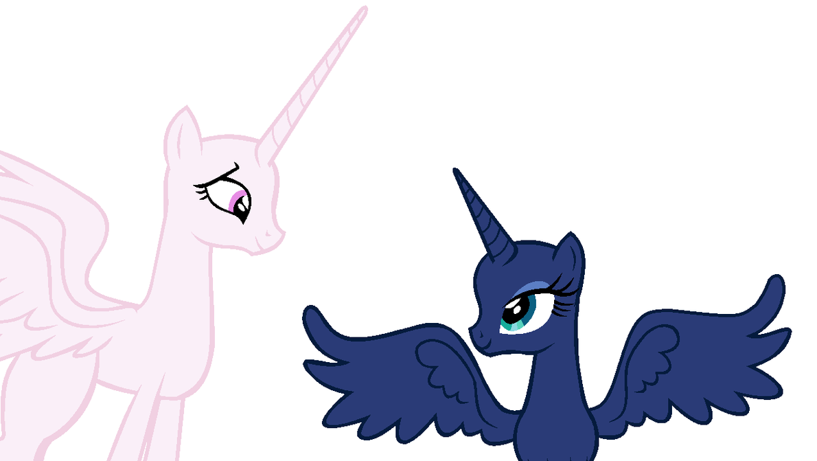 Mlp Alicorn Base: Base 42- Sisters By Xorderlyxchaosx On DeviantArt