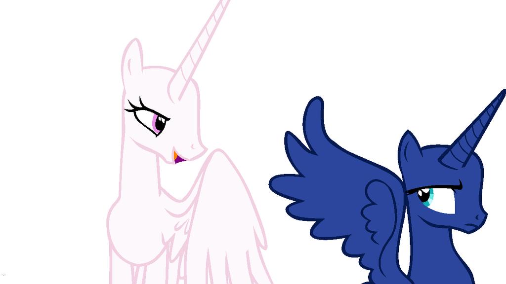 Mlp Alicorn Base: My Little Pony Base Evil Alicorn