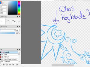 Who's Keyblade