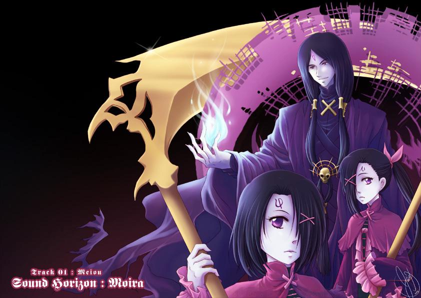 SH Moira T01 : Meiou by Zue