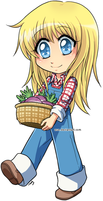 5DC - Harvest Moon Claire by Zue