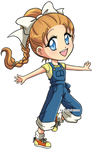 Comm: Harvest Moon Ann