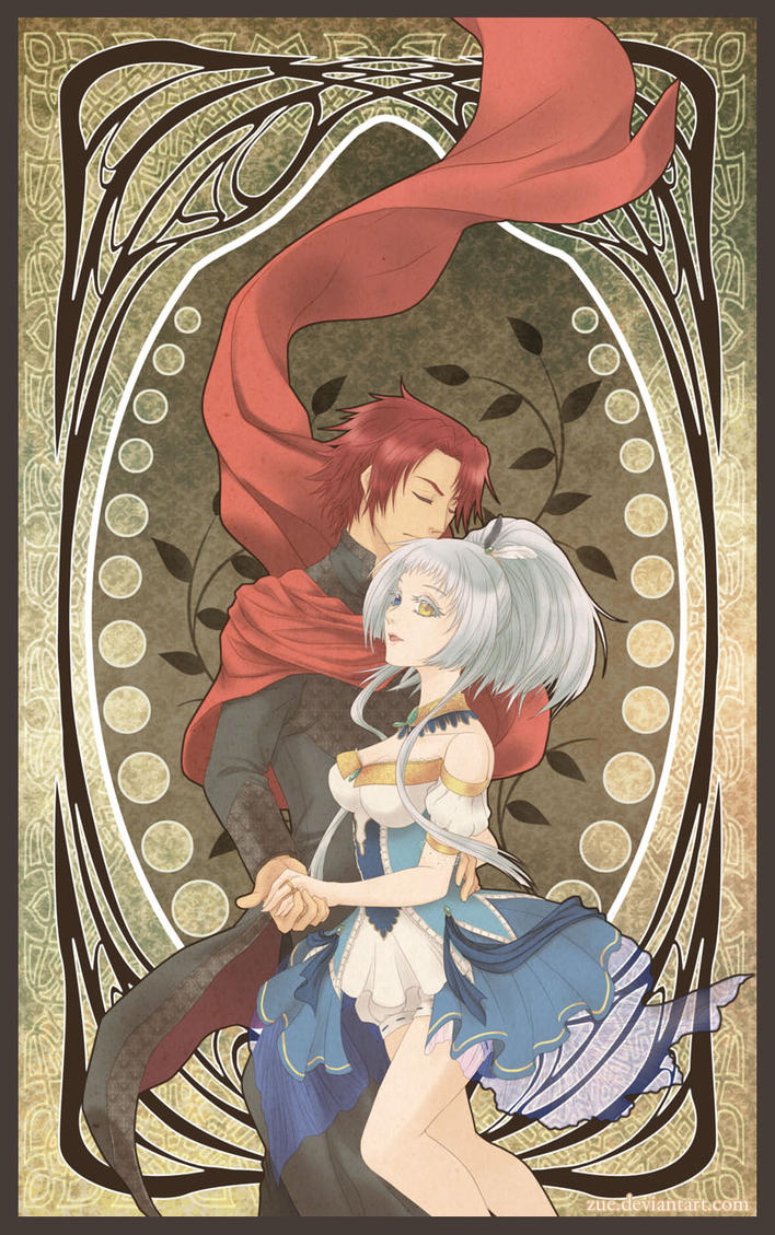 [AT] : Knight and Princess by Zue