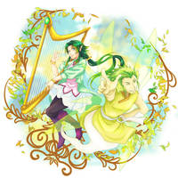 [Sym] : Song of Wind by Zue