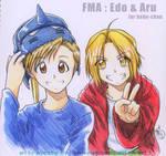 FMA : Edo and Aru