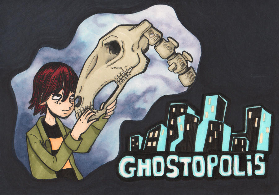Ghostopolis by Zelwyn