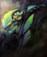 Gladiator Bug by AIROBlade
